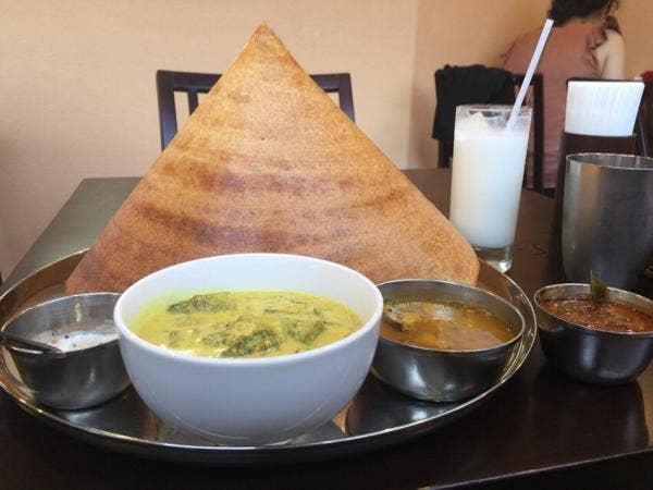 南インド料理 アーンドラ・ダバ