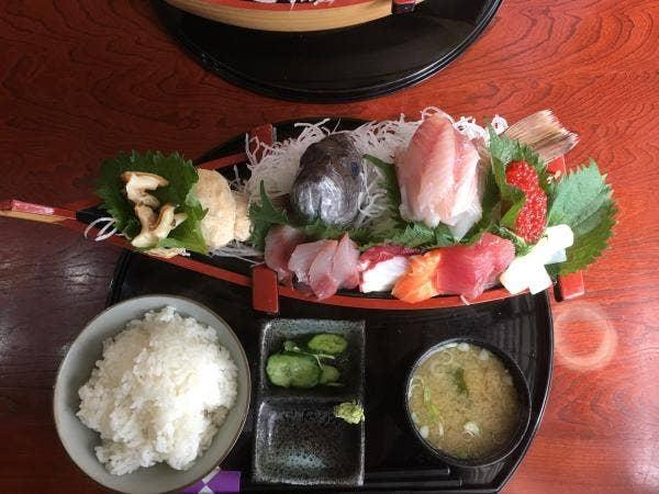 くろしお活魚料理
