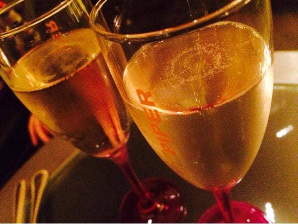 シャンパン・バー ANAインターコンチネンタルホテル東京