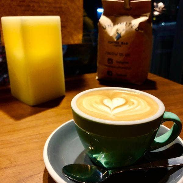 アンリミテッドコーヒーバー