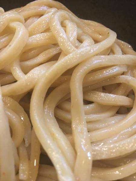 煮干しつけ麺 宮元