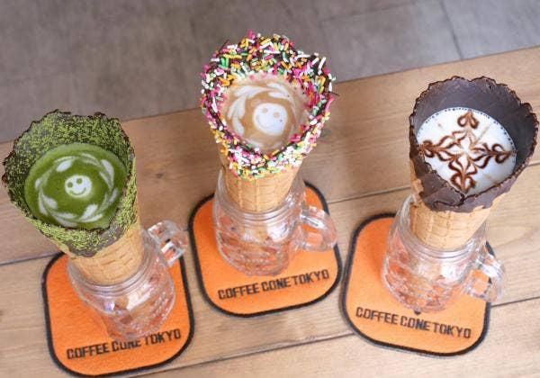 COFFEE CONE TOKYO
