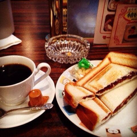 モーニング喫茶 リヨン