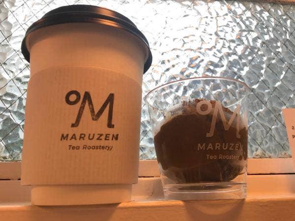 MARUZEN Tea Roastery