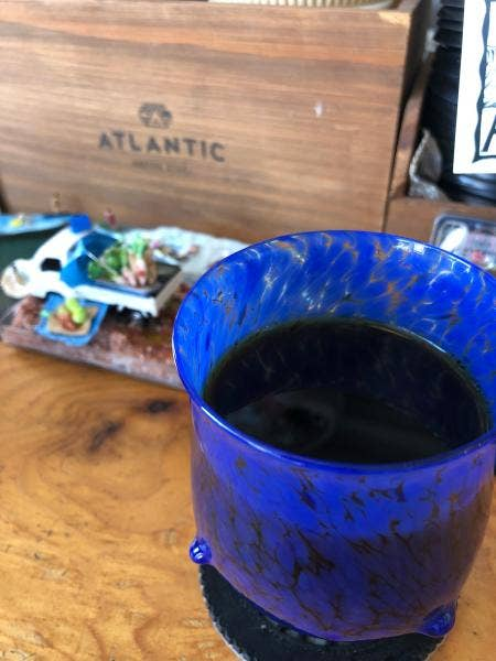 ATLANTIC COFFEE STAND