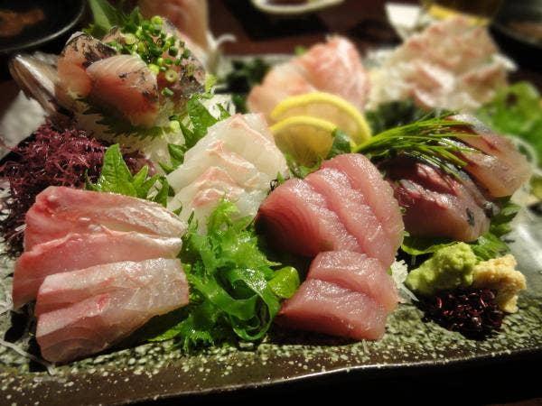 横浜路地裏厨房 和食 ときあかり