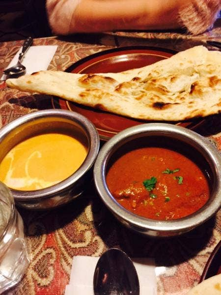インド料理 ルソイ