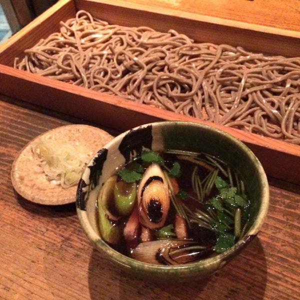 板蕎麦 香り家 恵比寿店