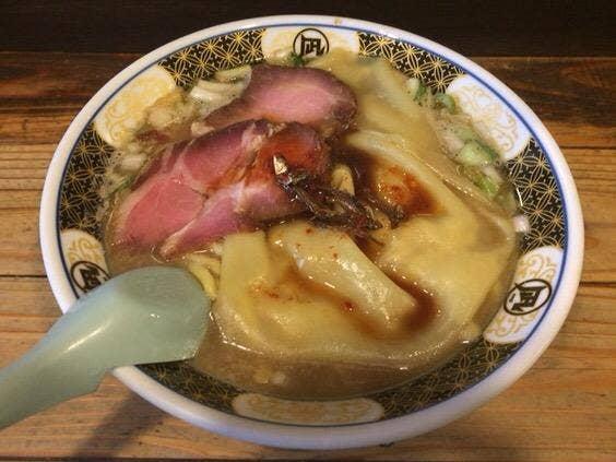すごい煮干ラーメン 凪 新宿ゴールデン街店 本館