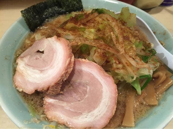 麺通  若林店