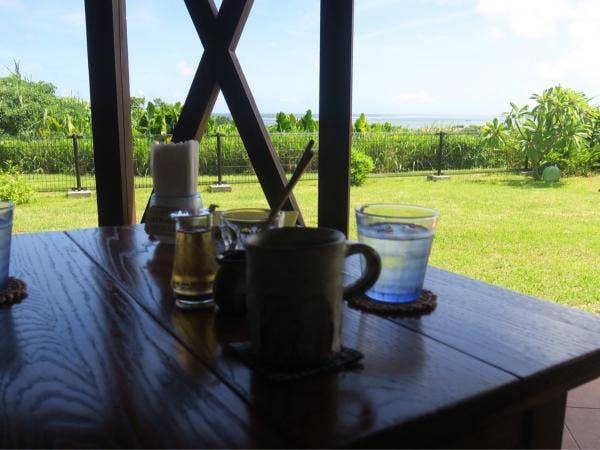 石垣島 のんびりカフェ