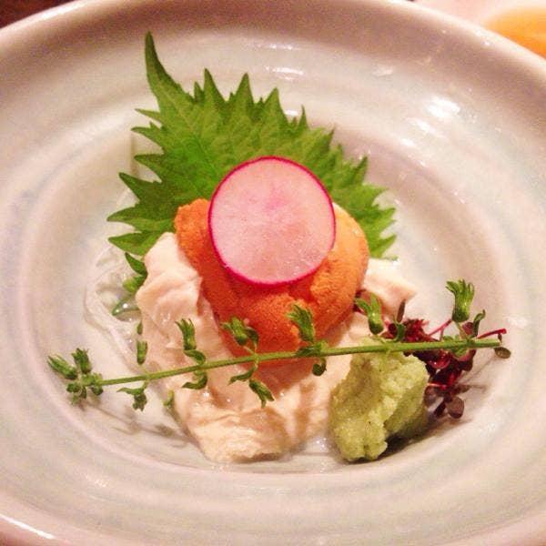 銀座 和食 舞桜