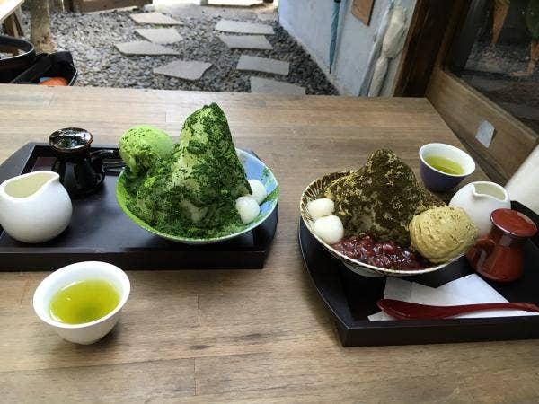 宇治園 裏参道ガーデン店