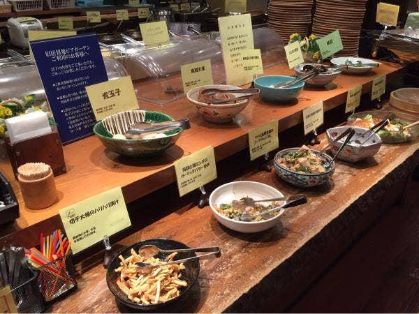 里山dining 野の宴 大丸神戸店