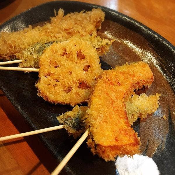 海鮮魚介&串揚げ CHAP