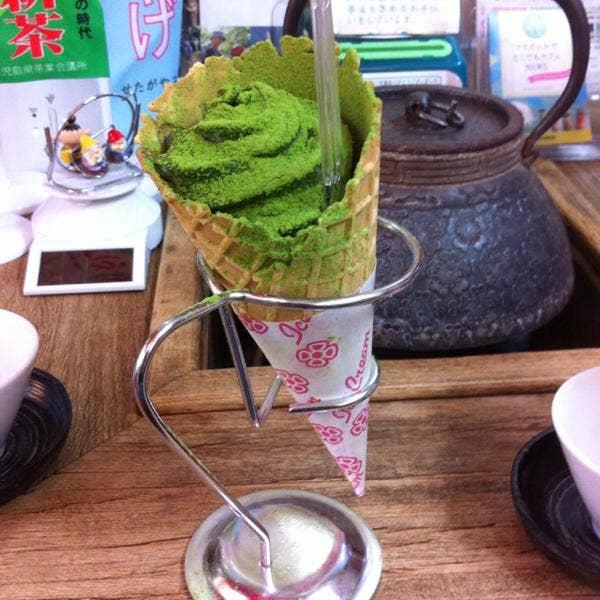 しもきた茶苑 大山