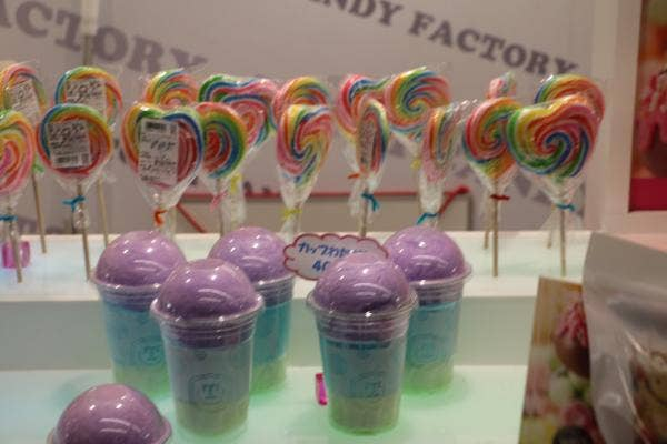 TOTTI CANDY FACTORY 原宿店