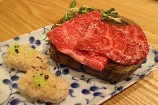 津田沼 焼肉寿司